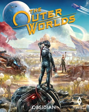 Copertina The Outer Worlds - Switch