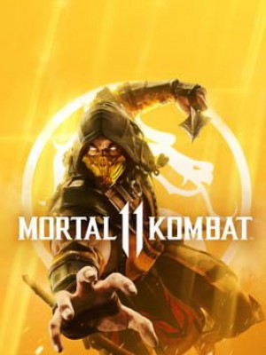 Copertina Mortal Kombat 11 - PS4