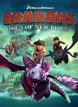 Copertina Dragons: L'Alba dei Nuovi Cavalieri - PC
