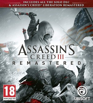 Copertina Assassin's Creed III Remastered - PC