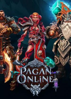 Copertina Pagan Online - PC