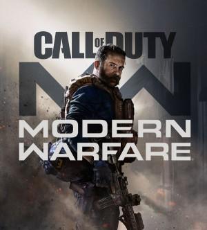 Copertina Call Of Duty: Modern Warfare - PS4