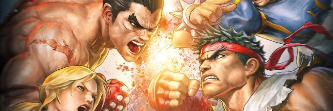 Tekken X Street Fighter