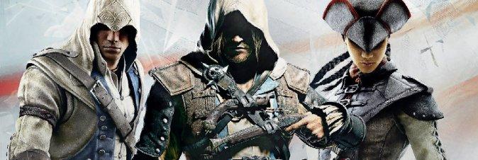 Assassin's Creed - Birth of a New World: The American Saga