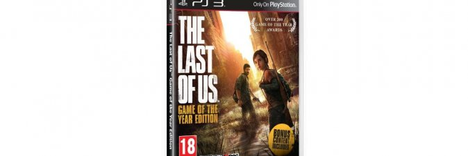 The Last of Us Game of the Year Edition