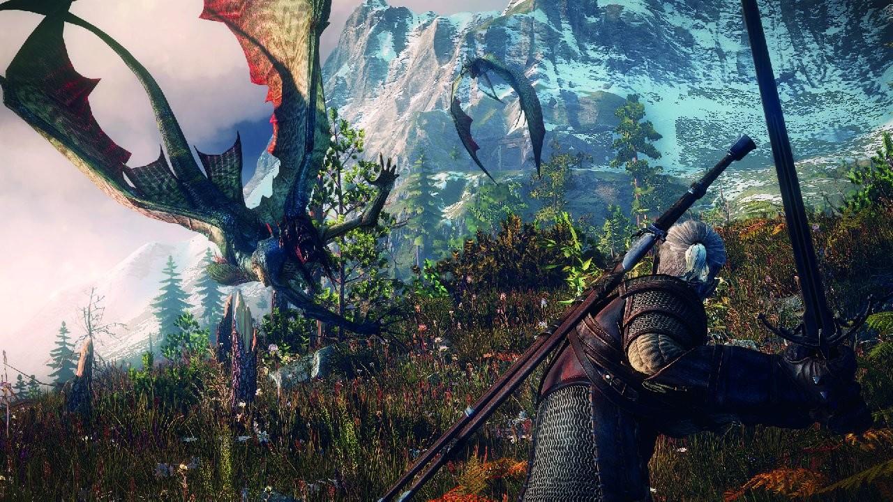 [E3 2014] The Witcher 3: Wild Hunt a caldo