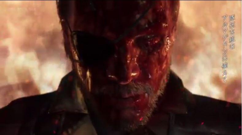 [E3 2014] MGS V: The Phantom Pain a caldo