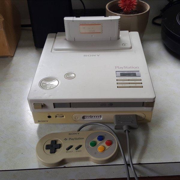 Spunta un prototipo della console sviluppata da Sony per Nintendo