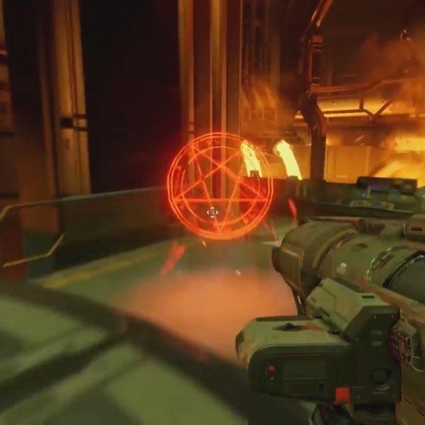 Un video dedicato al multiplayer di DOOM