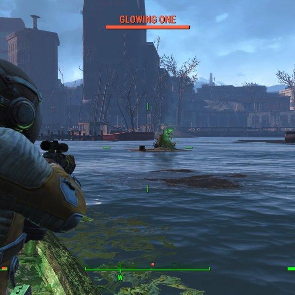 I misteri degli abissi di Fallout 4