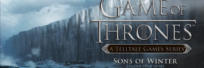 Game of Thrones Episode 4: Sons of Winter