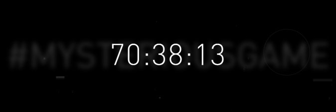 Misterioso countdown da Bandai Namco