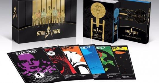Un cofanetto per celebrare il 50° Anniversario di Star Trek