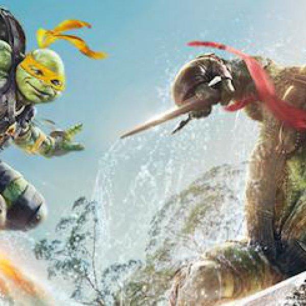 Le Tartarughe Ninja si mostrano prima su Gamesurf