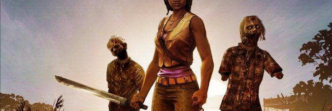 The Walking Dead Michonne - Episode 1: In Too Deep