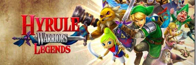 Hyrule Warriors: Legends