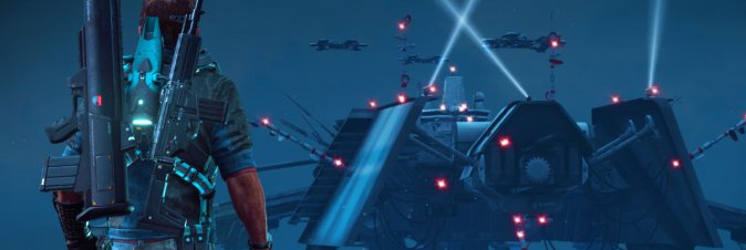 Just Cause 3 - Sky Fortress DLC