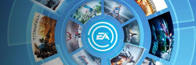 L'universo gratuito di EA Access si espande