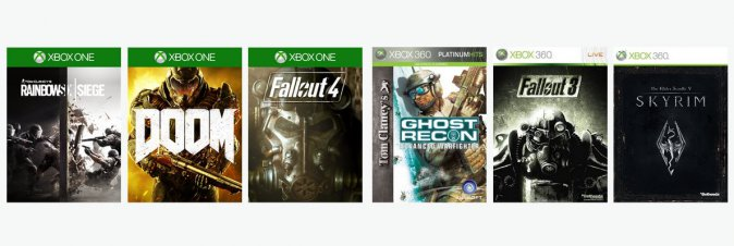 Deals With Gold e sconti Bethesda in casa Xbox