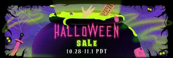L'Halloween di Steam sconta l'Horror