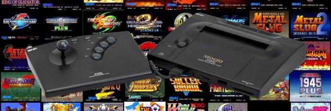 I vecchi giochi SNK sbarcano anche su PC ed XBox One
