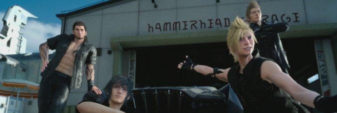 Final Fantasy XV: Recensione e Diretta alle ore 16:00