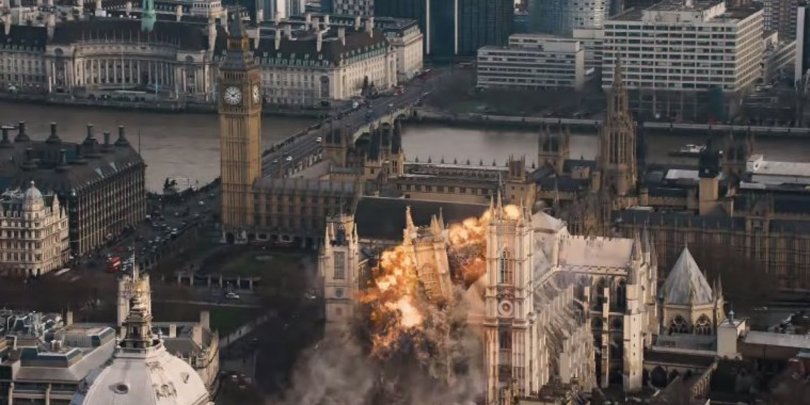 Trailer in italiano per Attacco al Potere 2 - London has Fallen - Tiscali  GameSurf