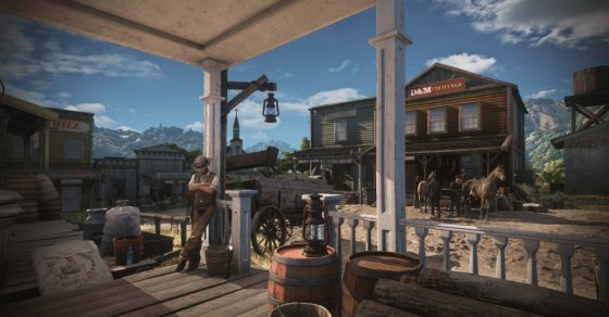 L'immagine di Red Dead Redemption 2? Era vera, ma...