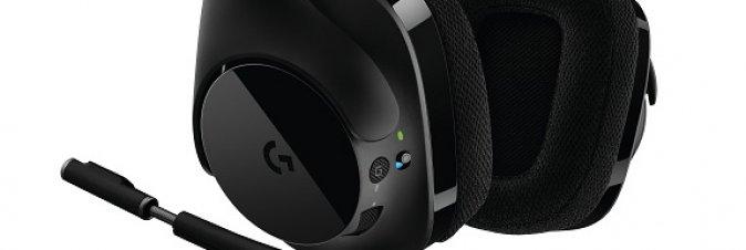 Logitech annuncia le cuffie gaming wireless G533. Grazie alla tecnologia  professionale wireless 33e3f632e85e