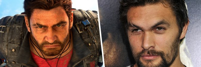 Il live action di Just Cause ha il suo protagonista