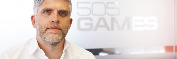 Neil Ralley nuovo Presidente di 505 Games
