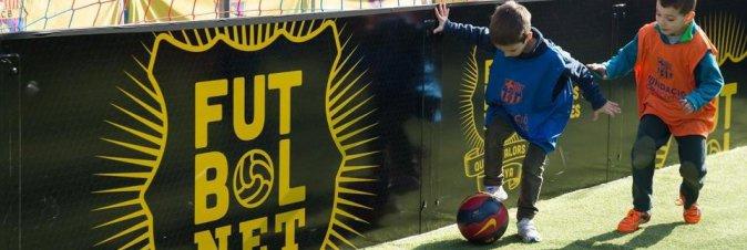 Konami e Barcelona Foundation porteranno il progetto FutbolNet in Indonesia