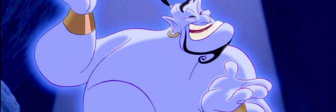 Sarà Will Smith ad interpretare il genio di Aladdin