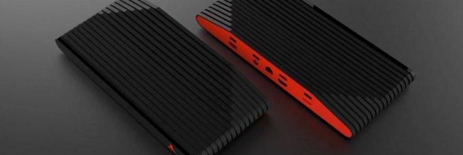 Nuove immagini per l'AtariBox