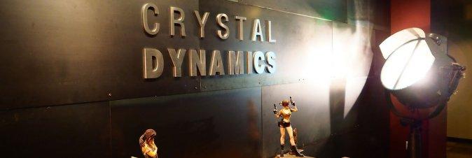 Crystal Dynamics celebra il suo 25° anniversario