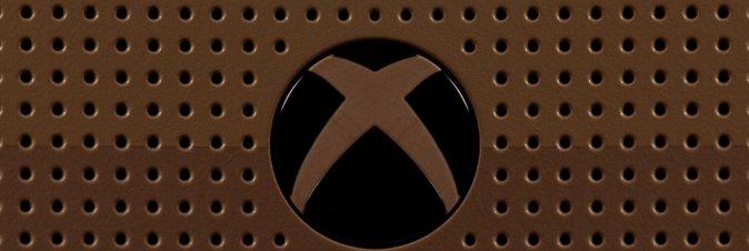Xbox One S si tinge dei colori di Minecraft