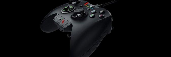 Razer annuncia il nuovo controller per Xbox One e PC