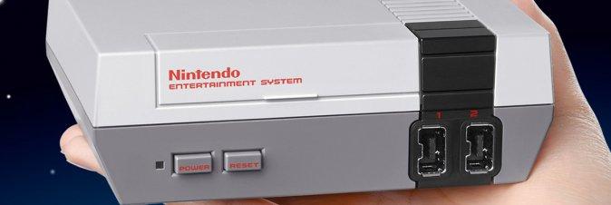 Il Classic Mini: NES tornerà in Europa  il prossimo anno