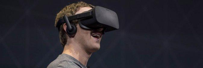 Il fondatore di Oculus apre una nuova compagnia