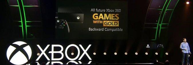 Microsoft annuncia i Games with Gold di ottobre