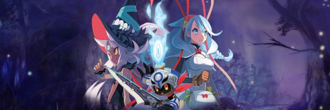 The Witch and the Hundred Knight 2 sbarca in Europa