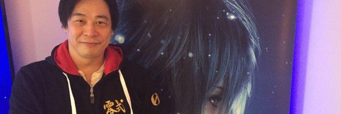 Il creatore di Final Fantasy XV al lavoro su un gioco completamente nuovo