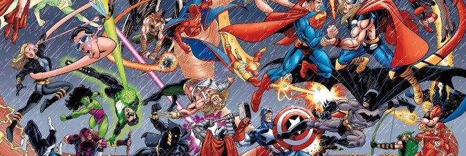 Il cast di Justice League vorrebbe un crossover con l'universo Marvel