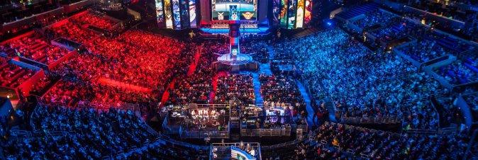Riot Games costruirà uno stadio Per League of Legends