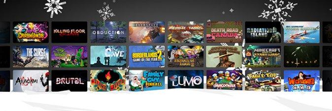 Da oggi oltre 100 giochi con sconti fino al 90% per SHIELD TV