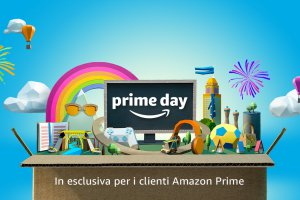 Amazon annuncia i Prime day 2018