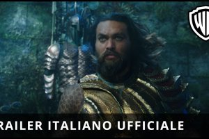 Primo trailer italiano per Aquaman