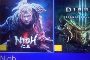 Un'immagine svela i giochi PSN Plus di Ottobre