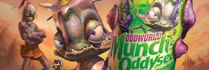 In arrivo una nuova versione del vecchio Oddworld?