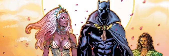 Il secondo film di Black Panther potrebbe introdurre Tempesta nel MCU